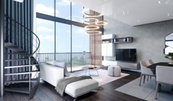 Saint-André-lez-Lille programme immobilier neuve « Le Domaine d'Hestia - Villa Rhéa » en Loi Pinel  (2)