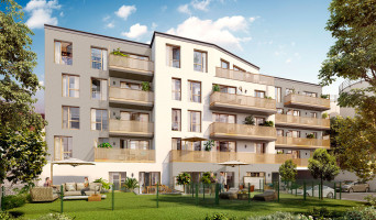 Clichy-sous-Bois programme immobilier neuf « Roca