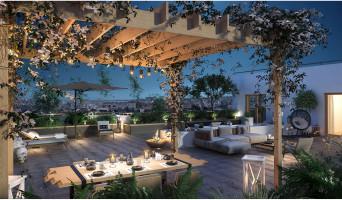 Rueil-Malmaison programme immobilier rénové « Respiration » en loi pinel