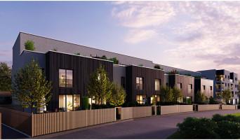 Verson programme immobilier neuf « So Green » en Loi Pinel