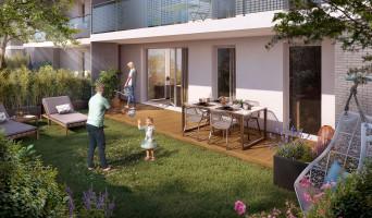 L'Union programme immobilier neuve « L'Origami » en Loi Pinel  (4)