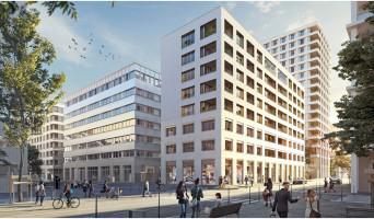 Lyon programme immobilier neuve « Albizzia » en Loi Pinel  (2)