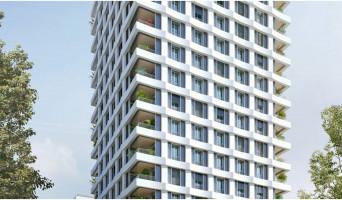 Lyon programme immobilier neuve « Albizzia » en Loi Pinel  (3)