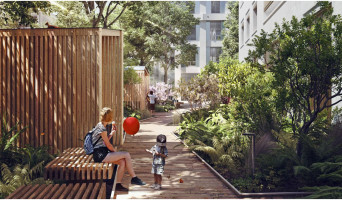 Lyon programme immobilier neuve « Albizzia » en Loi Pinel  (4)