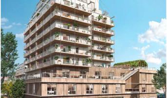 Rouen programme immobilier rénové « Lisière en Seine » en loi pinel