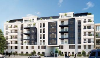 Livry-Gargan programme immobilier rénové « L'Atelier » en loi pinel