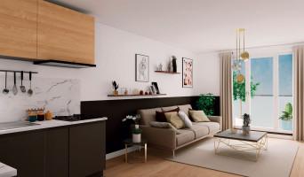 Livry-Gargan programme immobilier neuve « L'Atelier » en Loi Pinel  (3)
