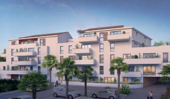 La Seyne-sur-Mer programme immobilier rénové « Le Clos Tamaris » en loi pinel