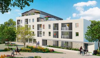 Saint-Sébastien-sur-Loire programme immobilier neuf « Le Domaine des Ouches » en Loi Pinel