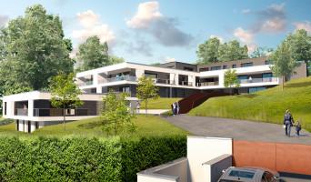 Mont-Saint-Aignan programme immobilier neuf « Le Parc Bellevue » en Loi Pinel