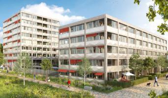 Lille programme immobilier rénové « Ekko » en loi pinel