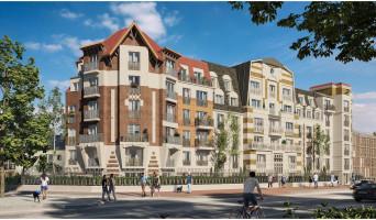Le Blanc-Mesnil programme immobilier neuve « Le Domaine du Mesnil »