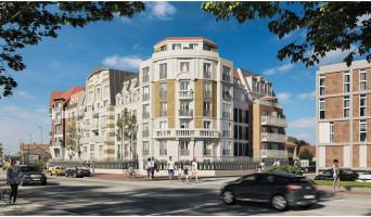 Le Blanc-Mesnil programme immobilier neuve « Le Domaine du Mesnil »  (2)