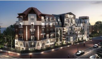 Le Blanc-Mesnil programme immobilier neuve « Le Domaine du Mesnil »  (3)