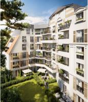 Le Blanc-Mesnil programme immobilier neuve « Le Domaine du Mesnil »  (4)