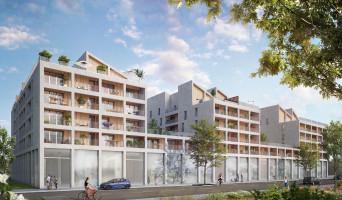 Bordeaux programme immobilier rénové « Vert'uose » en loi pinel