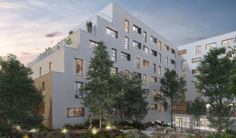 Fontainebleau programme immobilier rénové « Studio 8 »