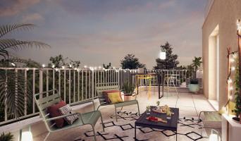 Fontainebleau programme immobilier neuve « Studio 8 »  (3)