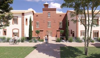 Montrabé programme immobilier neuve « Domaine Val Rose » en Loi Pinel  (3)