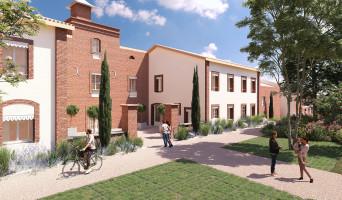 Montrabé programme immobilier neuve « Domaine Val Rose » en Loi Pinel  (4)