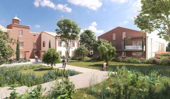 Montrabé programme immobilier neuve « Domaine Val Rose » en Loi Pinel  (5)