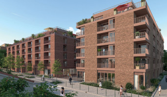 Bagneux programme immobilier neuve « Rue Gustave Courbet »