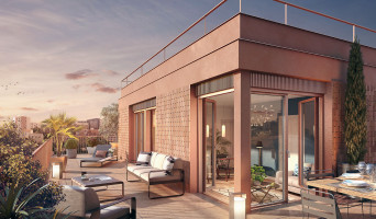 Bagneux programme immobilier neuve « Rue Gustave Courbet »  (2)