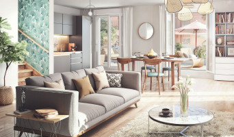 Bagneux programme immobilier neuve « Rue Gustave Courbet »  (3)
