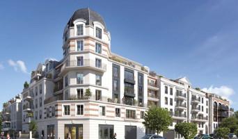 Le Blanc-Mesnil programme immobilier rénové « Résidence n°218540 » en loi pinel