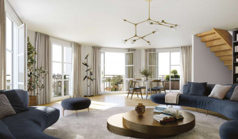 Le Blanc-Mesnil programme immobilier neuve « Programme immobilier n°218540 » en Loi Pinel  (4)