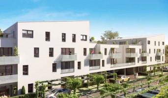 Le Havre programme immobilier rénové « Grand Air » en loi pinel