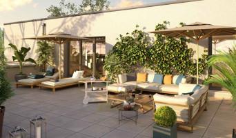 Le Havre programme immobilier neuve « Grand Air » en Loi Pinel  (2)