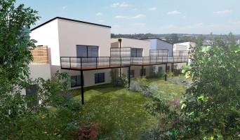 Montreuil-Juigné programme immobilier neuve « Équinoxe - Ilot E »