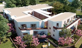 Montpellier programme immobilier rénové « Le Patio des Arts » en loi pinel