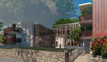 Montpellier programme immobilier neuve « Le Patio des Arts » en Loi Pinel  (3)