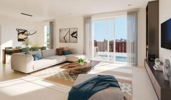Montpellier programme immobilier neuve « Le Patio des Arts » en Loi Pinel  (5)