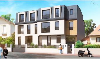 Antony programme immobilier rénové « La Marquette » en loi pinel