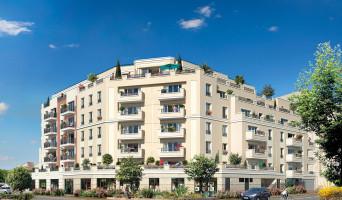 Gagny programme immobilier neuf « Embellia