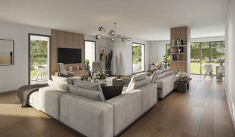 Aix-en-Provence programme immobilier neuve « Montemaggi »  (2)