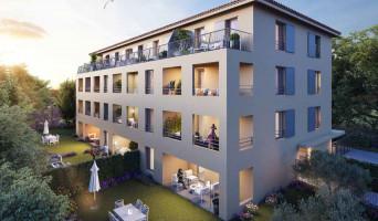 Aix-en-Provence programme immobilier neuve « Montemaggi »  (3)