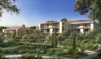 Aix-en-Provence programme immobilier rénové « Villa Oleia » en loi pinel