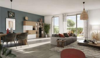 Aix-en-Provence programme immobilier neuve « Villa Oleia » en Loi Pinel  (2)