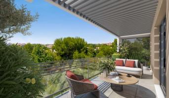 Aix-en-Provence programme immobilier neuve « Villa Oleia » en Loi Pinel  (3)