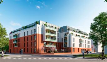 Lille programme immobilier rénové « L'Interlude » en loi pinel