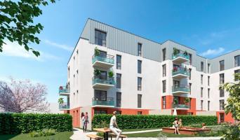 Lille programme immobilier neuve « L'Interlude » en Loi Pinel  (2)
