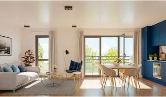 Lille programme immobilier neuve « L'Interlude » en Loi Pinel  (3)