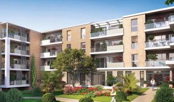 Fréjus programme immobilier neuve « Les Balcons de la Villa Marina »