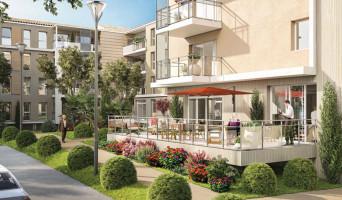 Fréjus programme immobilier neuve « Les Balcons de la Villa Marina »  (2)