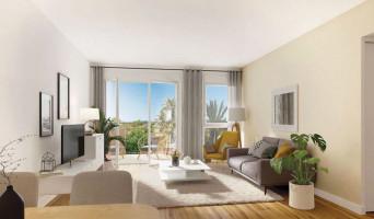 Fréjus programme immobilier neuve « Les Balcons de la Villa Marina »  (3)
