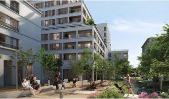 Ambilly programme immobilier rénové « Archipel » en loi pinel